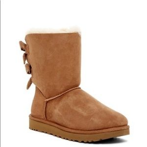 UGG Bailey Twinface Genuine Shearling boots
